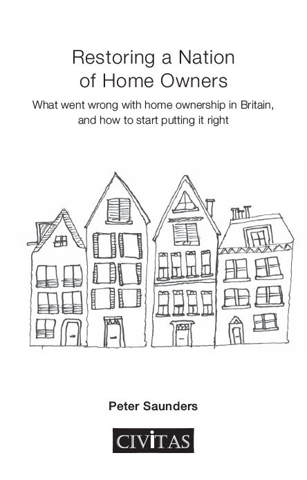 Restoring a Nation of Home Owners cover image
