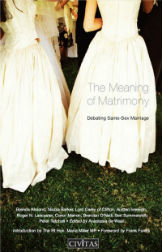 The Meaning of Matrimony
