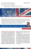 Mitigating the impact of tariffs on UK-EU trade