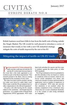 Mitigating the impact of tariffs on UK-EU trade
