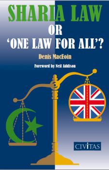 Sharia Law or 'One Law For All?'