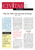 Why the NHS is the sick man of Europe
